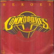 """7"""" Commodores/Heroes (EMI) D"""
