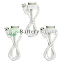 3 NEW USB Battery Charger Cable Cord for Samsung Galaxy Tab Tablet 2 Plus 7.0""