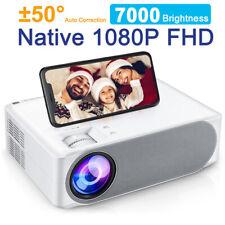 VANKYO 7000 Brightness Heimkino Projektor Beamer 1080P 300