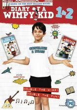 Diary of a Wimpy Kid 1 and 2 DVD *NEW & SEALED*