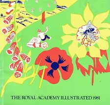 Royal Academy Illustrated 1981 (130+ images, some colour - a great reference)