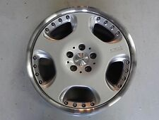 GENUINE OZ RACING OPERA 2 WHEEL 18x8.5 INCH 5x112 MERCEDES ALLOY RIM MAG 2 PIECE