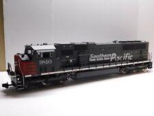 G Scale - USA Trains - Southern Pacific SD70 MAC Diesel Locomotive Train #9810