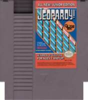 Jeopardy Junior Edition - NES Nintendo Game