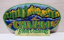 Toppa EL CHARRO Patch (5,5 x 9,7) Vintage Anni 80 Ricamata NUOVA (PANINARO)