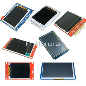 """1.44/1.8/5/7"""" Inch Serial SPI TFT LCD Display Shield Module ST7735S SSD1963"""