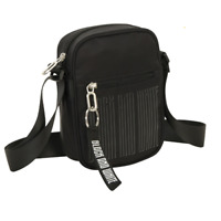TRACOLLA JUVENTUS BLACK & WHITE shouder bag official product SEVEN