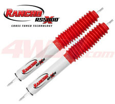 RANCHO RS5000X FRONT SHOCK ABSORBERS 76 SERIES LANDCRUISER