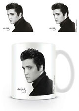 ELVIS PRESLEY PORTRAIT MUG NEW GIFT BOXED 100 % OFFICIAL MERCHANDISE
