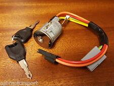 Renault 5 Gt Turbo Nuevo Cilindro de Arranque Interruptor Cableado sin