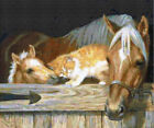 """Counted Cross Stitch Kit """"Friends"""" by Andrea's Designs"""