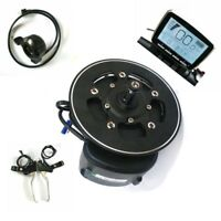 EU NO TAX TSDZ2 Central Motor DIY ebike Kit,Torque Sensor 48V 500W With Throttle