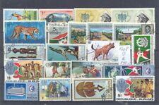 BURUNDI - kleines Lot gestempelt (KW > 140,00)