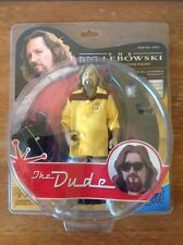 "UNOPENED The Dude - The Big Lebowski - Urban Achiever 8"" Figure Series 1"