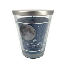 CHESAPEAKE BAY NEW Glass Jar Candle Home Scents Full Moon Single Wick 11.5 oz.