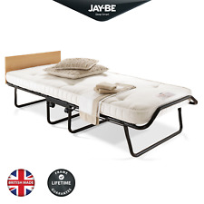 JAY-BE Royal Single Folding Bed with Pocket Sprung Mattress