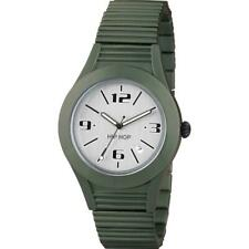 Reloj De Hombre HIP HOP ALUMINIUM HWU0583 Large 42mm Aluminio Verde Gris