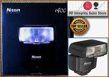 NEW Flash Nissin i400 TTL for Nikon DSLR D3400 D3500 D5500 D5600 D7200 D500 D750