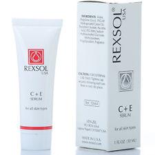 REXSOL C + E Serum | Contains Vitamin C & Vitamin E