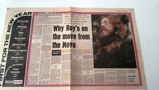ROY WOOD 'on The Move' 1971 UK ARTICLE / clipping
