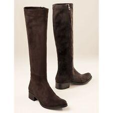 Women's Bussola All Stretch Boots Coffee Size 5.5 EU 36 #NFPOQ-M349