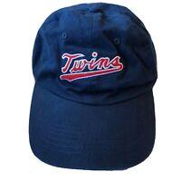 2009 Minnesota Twins DQ Dairy Queen Adjustable Strapback Hat MLB Baseball Cap