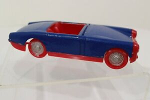 Vintage 1960's 1/43 Built Model Kit Austin Healey Painted Aurora?