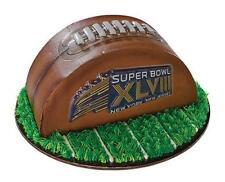 Super Bowl XLVIII Creations Layon ~ Designer Cake/Cupcake Topper