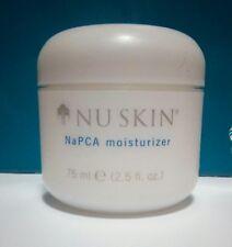 4X Nu skin Nuskin Napca Moisturizer Cream. 75 ml