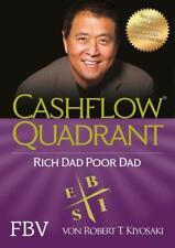 Cashflow Quadrant: Rich dad poor dad | Robert T. Kiyosaki | 2014 | deutsch | NEU