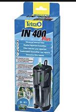 Tetra IN400 Internal Filter Aquarium Fish Tank Tropical Cold Clean Healthy Water