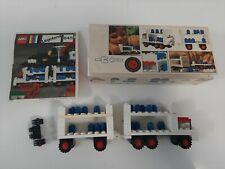 LEGO VINTAGE OldGray Propellor 2 Blade ref 3480 Set 369 575 404 645 663 613...