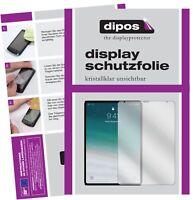2x Apple iPad Pro 12.9 Zoll Wifi (2020) Schutzfolie klar Displayschutzfolie