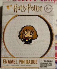 Harry Potter Enamel Pin Badge Hermoine Granger Warner Brothers Jewellery