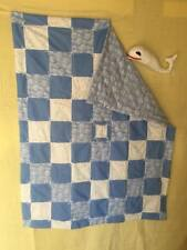 Willie the Whale Crib/Toddler Quilt