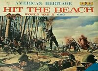 REPLACEMENT PIECES FOR for American Heritage Hit the Beach Board Game 1965 MB