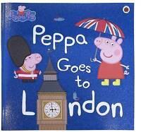 Peppa Goes To London (Peppa Pig) by Peppa, Pig | Paperback Book | 9780241294567