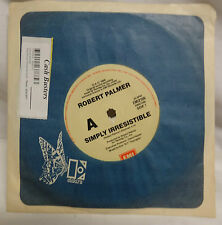 """RECORD - ROBERT PALMER - SIMPLY IRRESISTIBLE - 7"""" - GREAT CONDITION"""