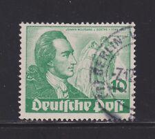 Gestempelte Briefmarken aus Berlin (1949-1990) als Einzelmarke mit Kunst-Motiv