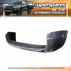 Rear Bumper Bar Cover With Flare Holes for Toyota Rav4 ACA30 Series 2