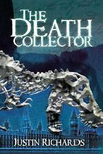 The Death Collector by Justin Richards (2007, Paperb...