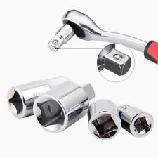Female to Male Socket Adapter 1/2'' 1/4'' 3/8'' Ratchet Drive Converter Tool Set