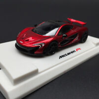 CM Model 1:64 Scale McLaren P1 Red Sports Car Model Alloy Collection New in Box