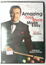 Amazing Trick Shots by Stefano Pelinga - DVD - vol. #1