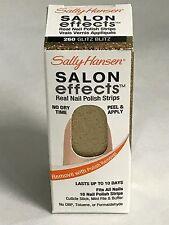 Sally Hansen~Salon Effects, Real Nail Polish Strips, Glitz Blitz-260