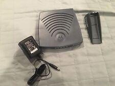 Motorola Broadband Voice Gateway Model VT2142-VD Vonage VoIP Phone Adapter