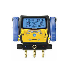 Fieldpiece SMAN340 Three-Port Digital Manifold With Clamps