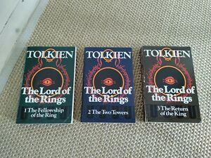 Lord of the rings book box set