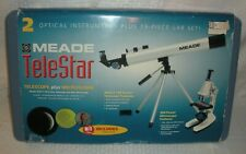 Meade TeleStar Telescope plus Microscope Kit