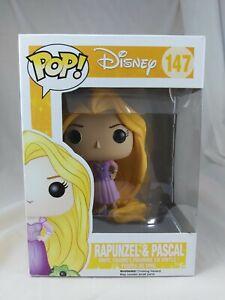 Disney Funko Pop - Rapunzel (NO PASCAL) - No. 147 - Free Protector
